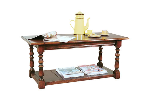 HL15S Occasional table with shelf