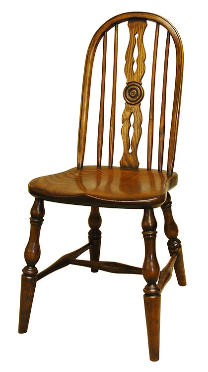 BC24MH Wycombe sidechair middle height