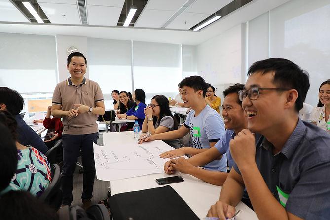 Pioneering Educators Network - Vietnamese Edu Think Tank