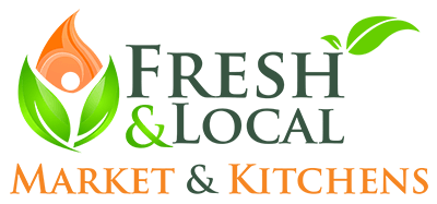 Fresh & Local Market & Kitchens Logo