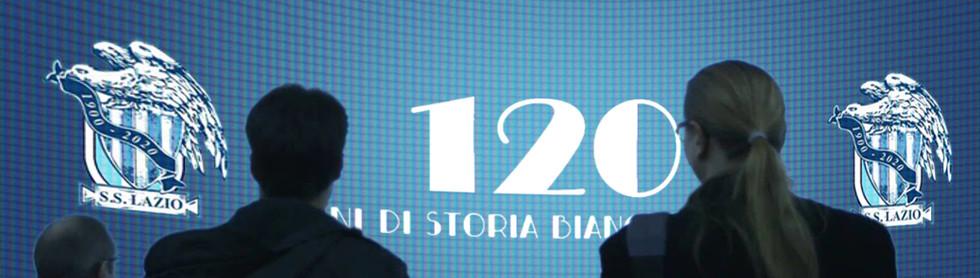 S.S. Lazio - Immersive Storitelling
