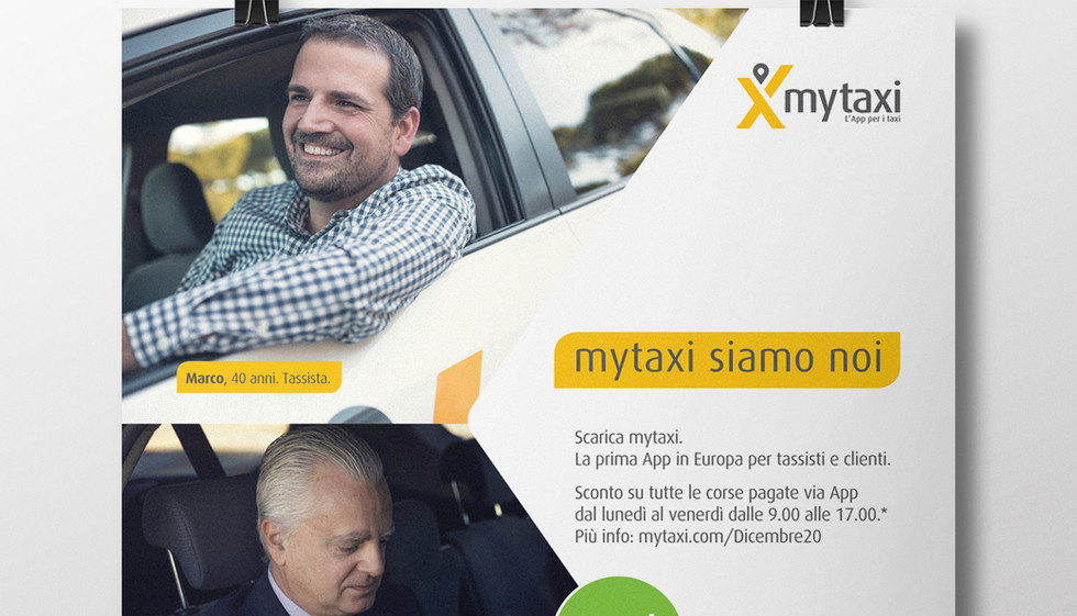 Mytaxi - New Campaign & Omnichannel Strategy