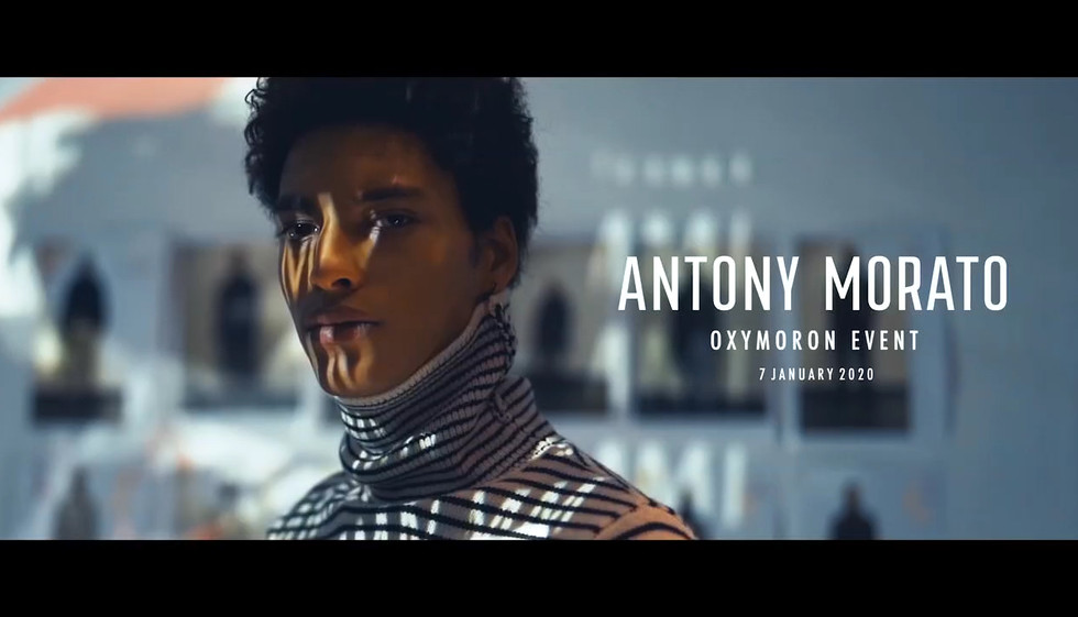 ANTONY MORATO OXYMORON.mov