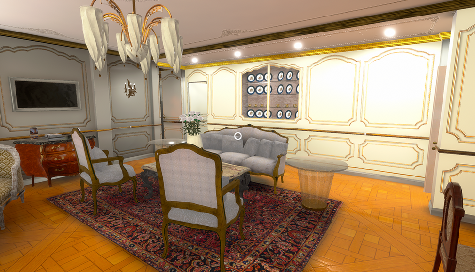 Baglioni Hotels - VR Preview Penthouse