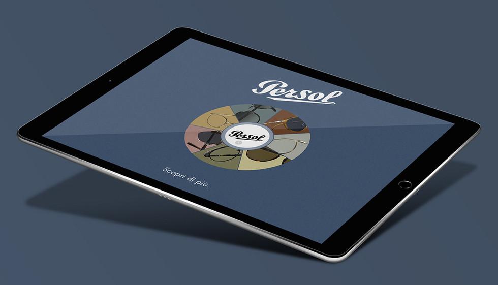 Luxottica - Persol - New Campaign Launch