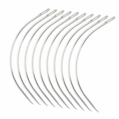 Lux Hair Co. Sewing Needles - 10 PC