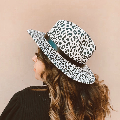 Wild Thing Fedora Hat