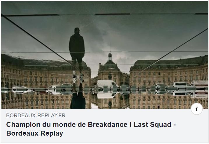Bordeaux Replay