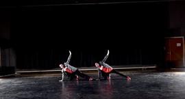 Tableau danse