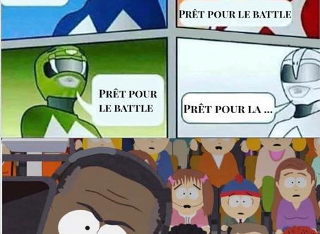 💥DEFINITIVEMENT en danse, pourquoi dit-on UN/LE battle et non UNE/LA battle?💥