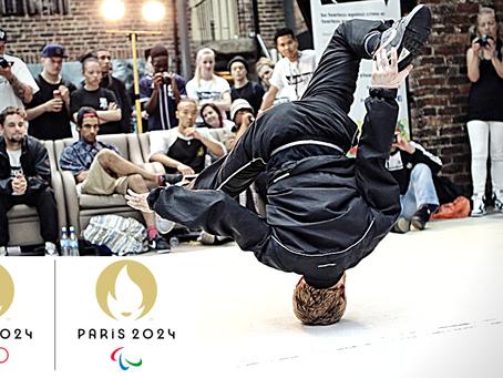 Le breakdance aux Jeux Olympiques !