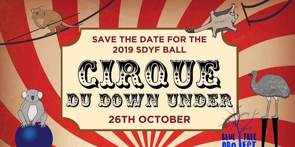 Cirque du Down Under SDYF Ball