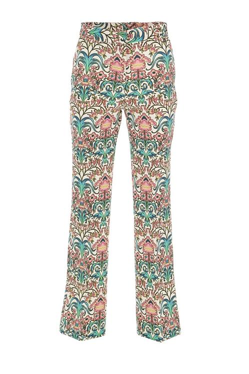 Nicoletta Floral Print Trouser