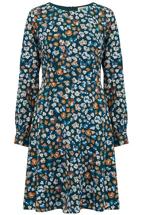 SAMIRA CARNABY STREET FLORAL DRESS