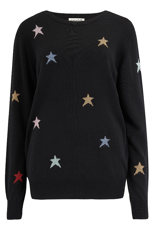 Rita Starburst Sweater