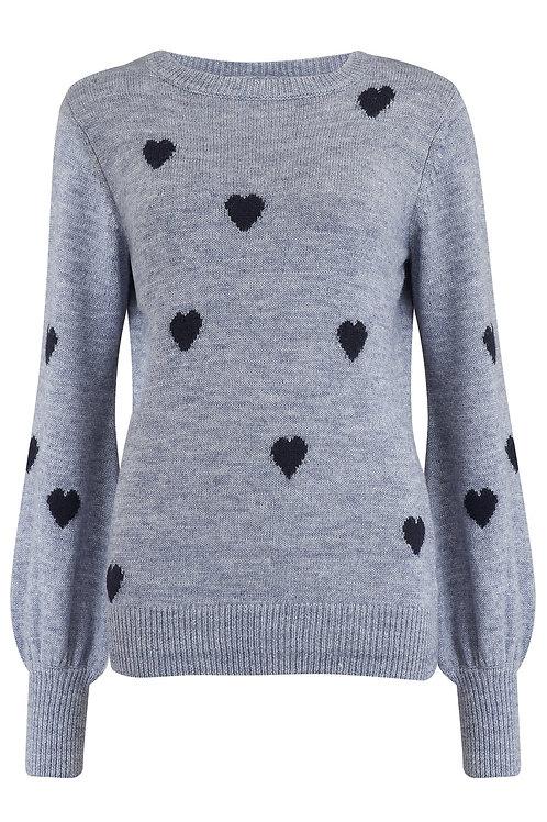 Mandy Love Heart Sweater