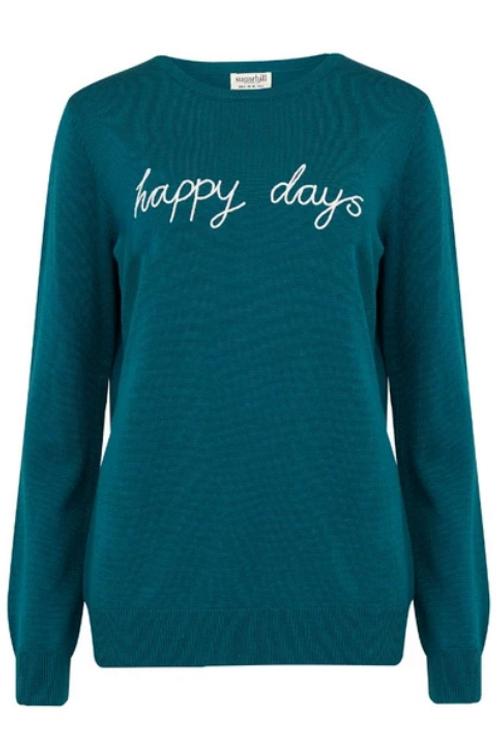 Velma Happy Days Sweater