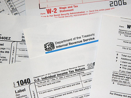 Understanding Your Tax Forms 2016