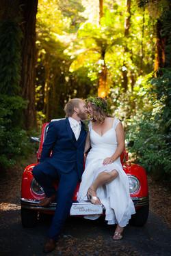 Taranaki Wedding Photographer