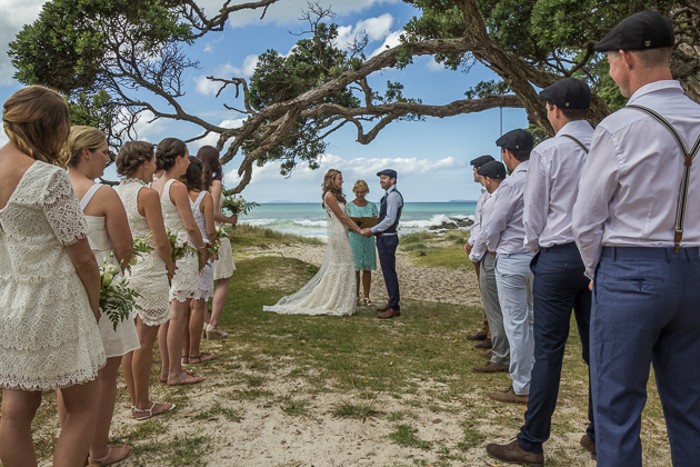 Wedding Photography New Plymouth