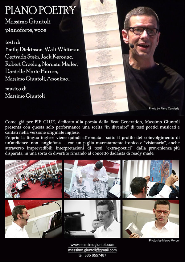 Scheda PIANO POETRY extended X EVENTI FB