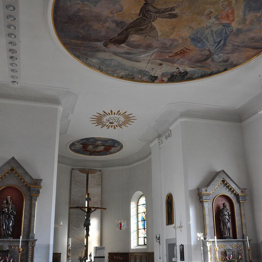 Kirche Balderschwang