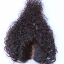 INDIAN SILK BASED CLOSURE - CURLY