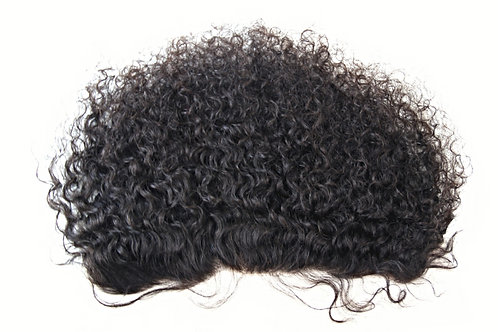 INDIAN SWISS LACE FRONTAL - CURLY