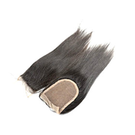 INDIAN SWISS LACE CLOSURE - STRAIGHT