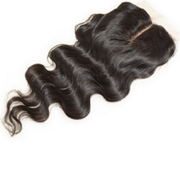 INDIAN SWISS LACE CLOSURE - BODY WAVE