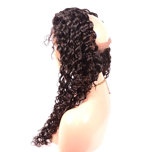 BRAZILIAN 360 LACE FRONTAL - NEW WAVE