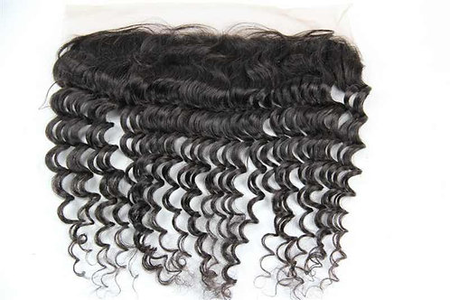 MALAYSIAN LACE FRONTAL - CURLY