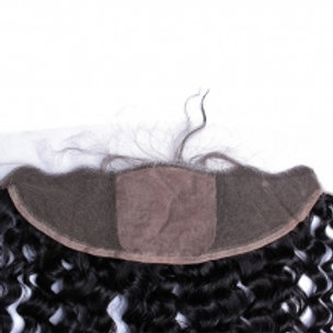 BRAZILIAN SILK BASED FRONTAL - CURLY