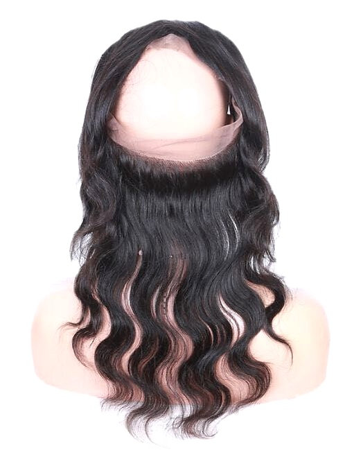 MALAYSIAN 360 LACE FRONTAL - BODY WAVE