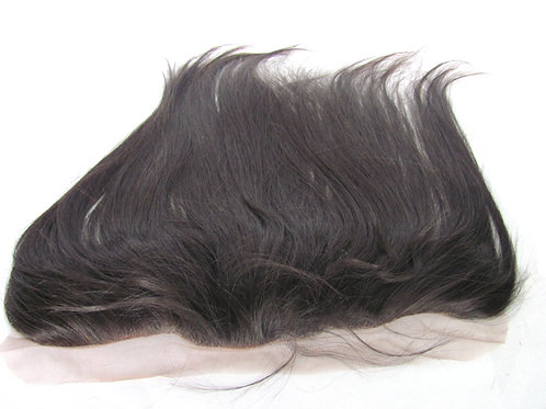 BRAZILIAN SWISS LACE FRONTAL - STRAIGHT