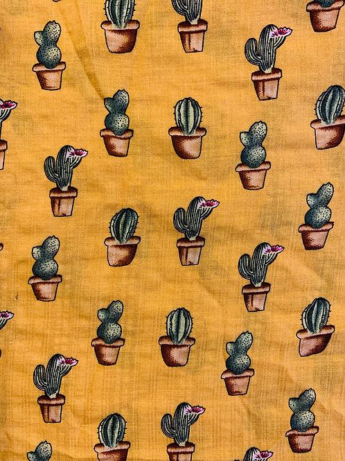 Masks - Cactus (Yellow)