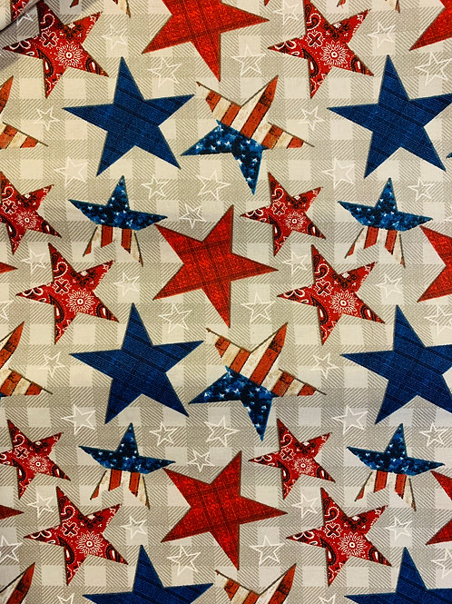 Masks - Stars and Stripes