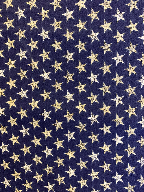Masks - Rustic Stars (Blue)