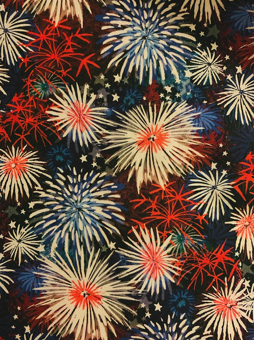 Masks- fireworks (black) 🎆