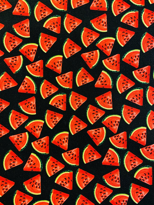 Masks - Watermelon (Black)