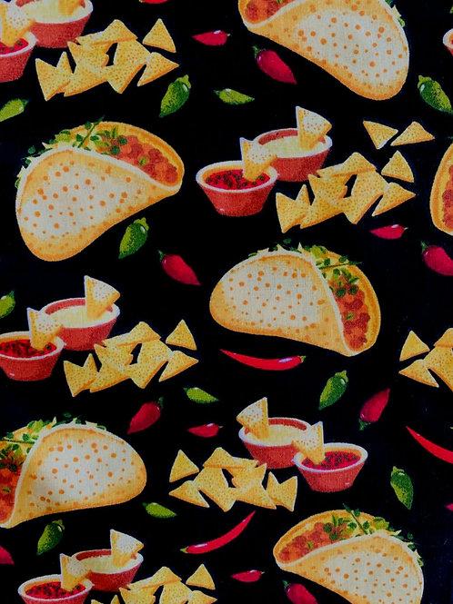 Masks- taco party 🌮