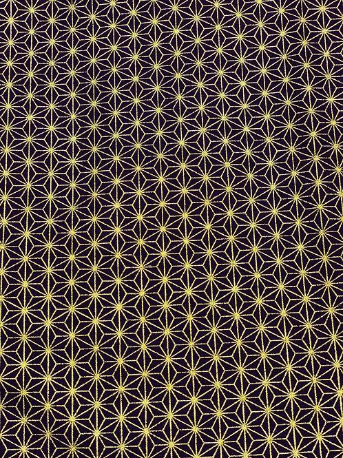 Masks-Geometric purple