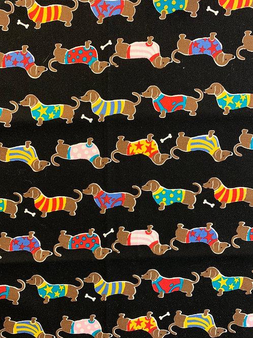 Masks - Wiener Dog
