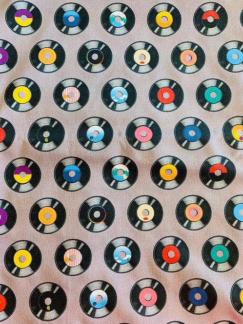 Masks-LP record (gray)