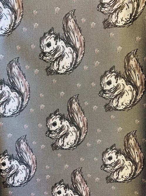 Masks-squirrels (grey)