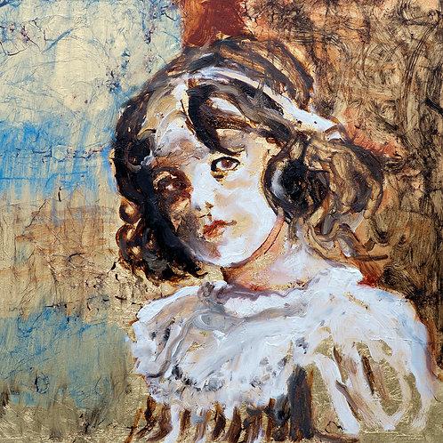 Flickan från Spanien