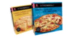 Emballages pizzas Stromboli - Merle Blanc