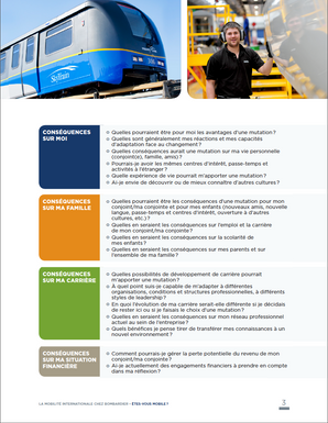 Bombardier Global mobility at Bombardier - Merle Blanc