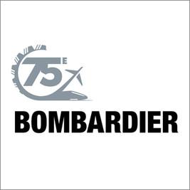 BOMBARDIER 75 ans
