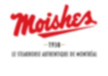 Refonte logo Moishes - Merle Blanc
